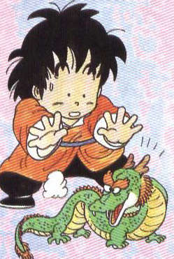 dragon boy và dragon ball