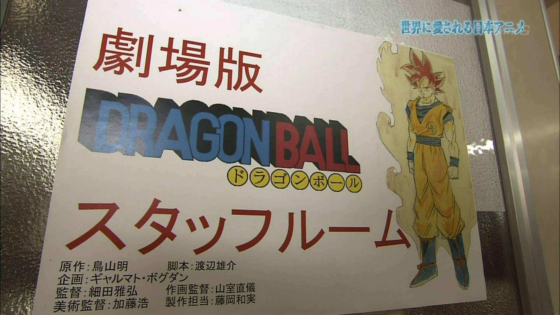 nhà sản xuất hoạt hình dragon ball