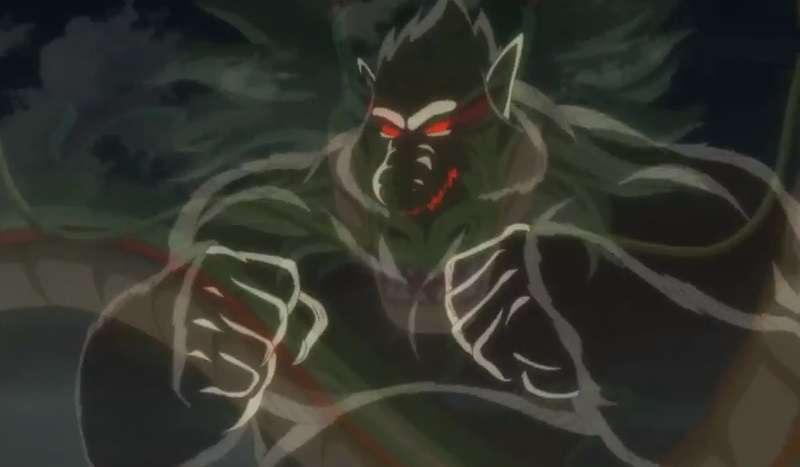 super saiyan god đầu tiên