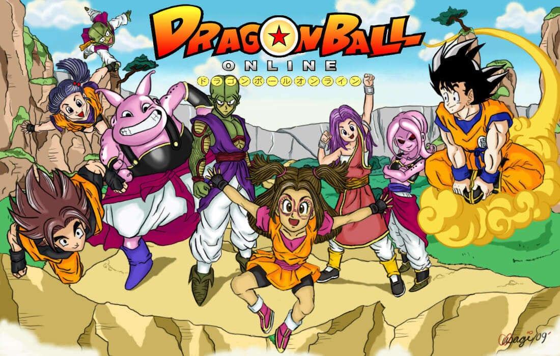 dragon ball online việt nam)
