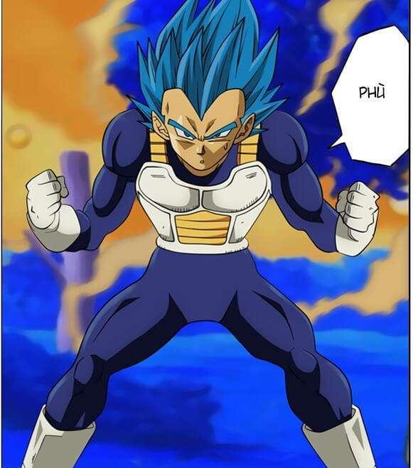 super saiyan blue cấp 2