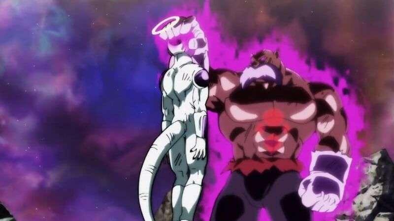 chiến binh mạnh nhất Tournament of Power