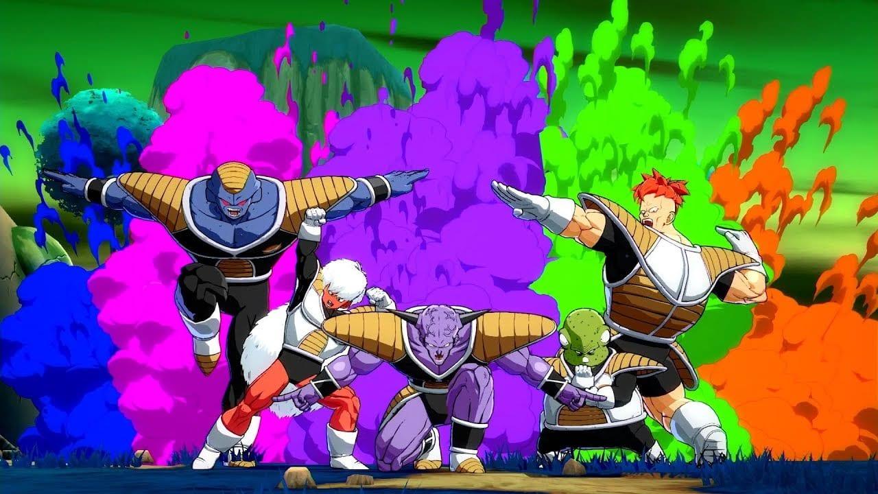 Hướng dẫn chơi Dragon Ball Fighter Z