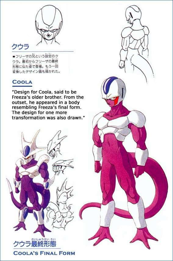 cooler dragon ball