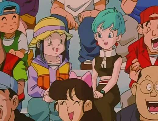 Bulma Leigh dragon ball