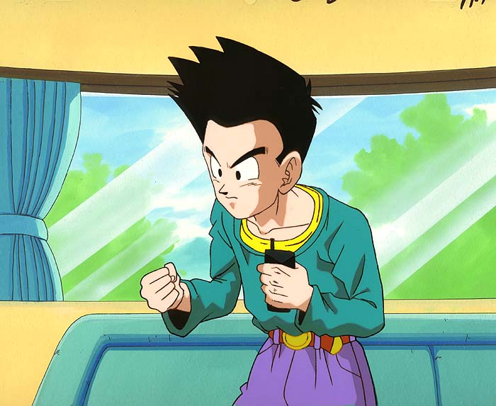Son goten dragon ball gt
