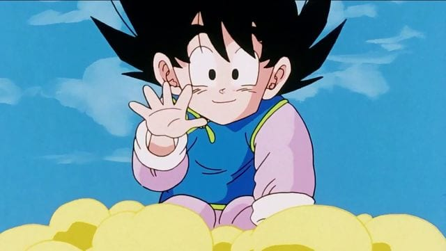 Son Goten Dragon Ball Super