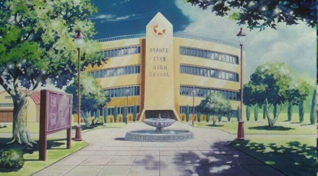 Trường trung học Orange Star
