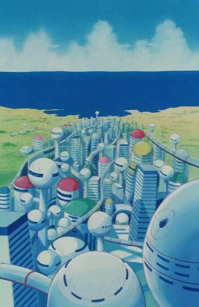 Thành phố phía tây Dragon Ball