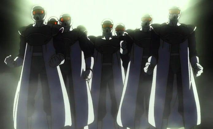Frieza's Honor Guard