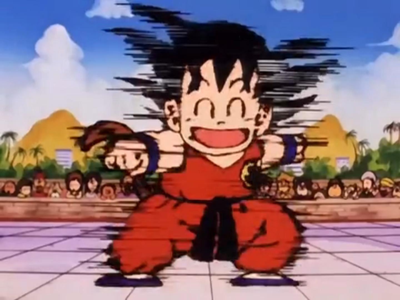 Dư ảnh Dragon Ball