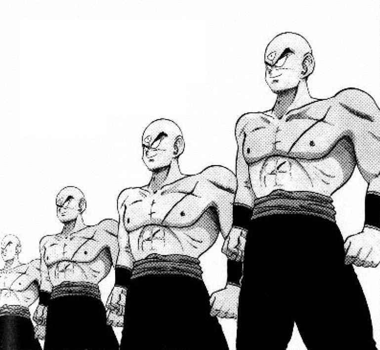 Phân thân Dragon Ball