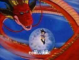 Rồng biến goku thành trẻ con