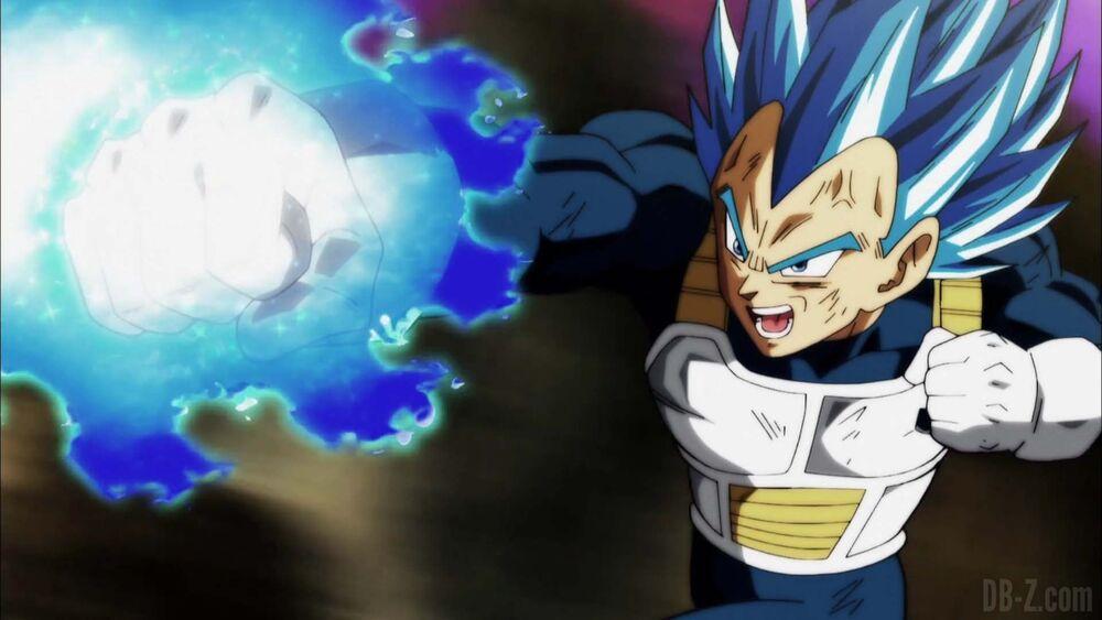 Super Saiyan Blue tiến hóa