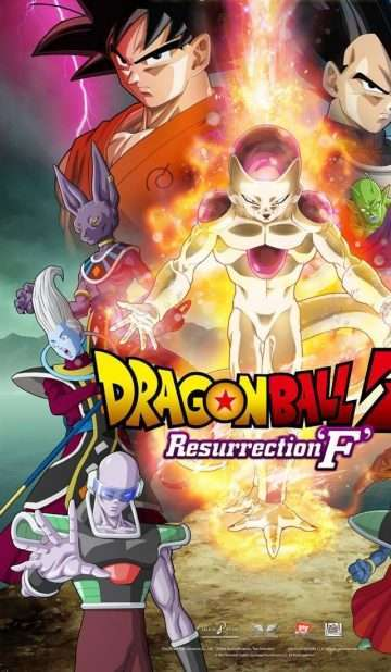 Dragon Ball Resurrection F Vietsub-Dragon Ball Frieza trở lại vietsub